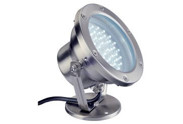 new concept 05cf5 e3989 229731 Nautilus LED Stainless Outdoor Spotlights